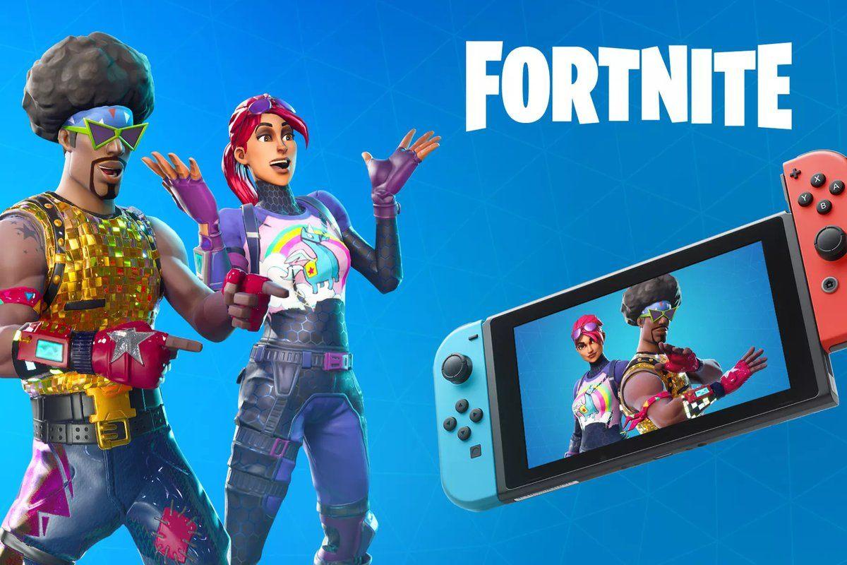 Fortnite Nintendo Switch sahipleri tarafından da sevildi