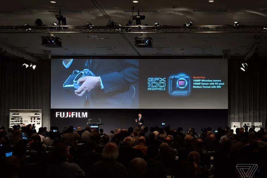 fujifilm medium format