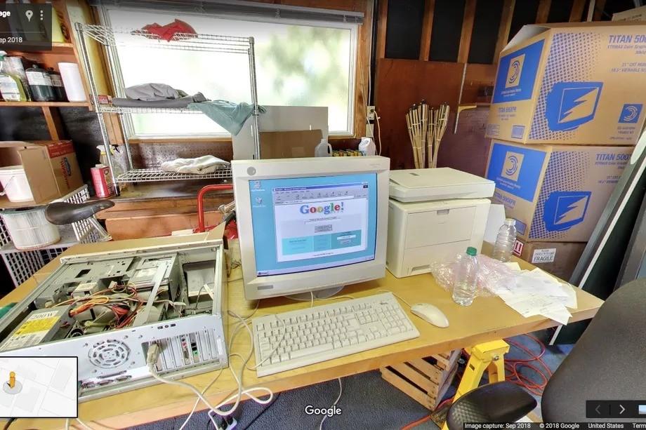 google ofis 20. yaş