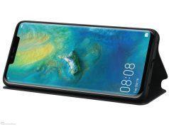 Huawei Mate 20 Pro resmi kılıflarının içinde görüntülendi