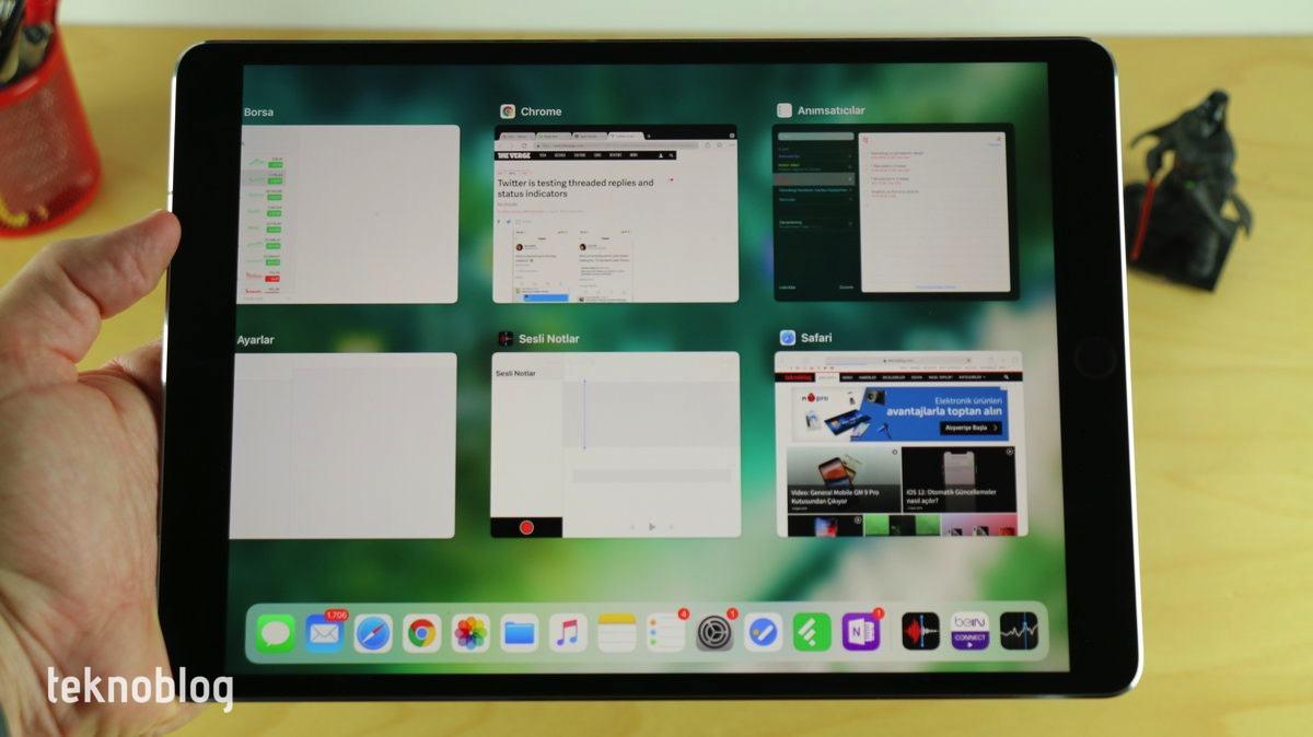 ios 12 ipad yenilikleri
