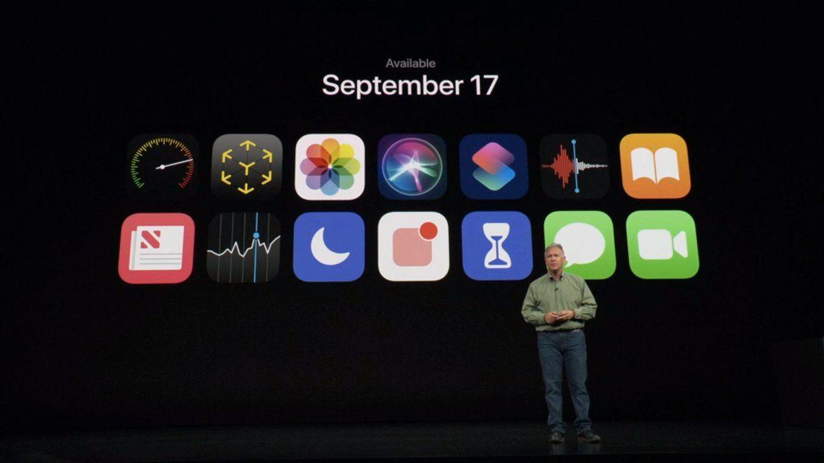 iOS 12 17 Eylül'de kullanıcılarla buluşacak