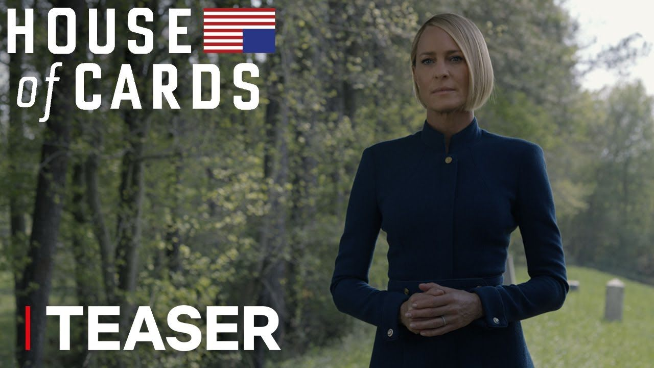 Netflix'in House of Cards dizisinin son sezonu için yeni fragman - Video