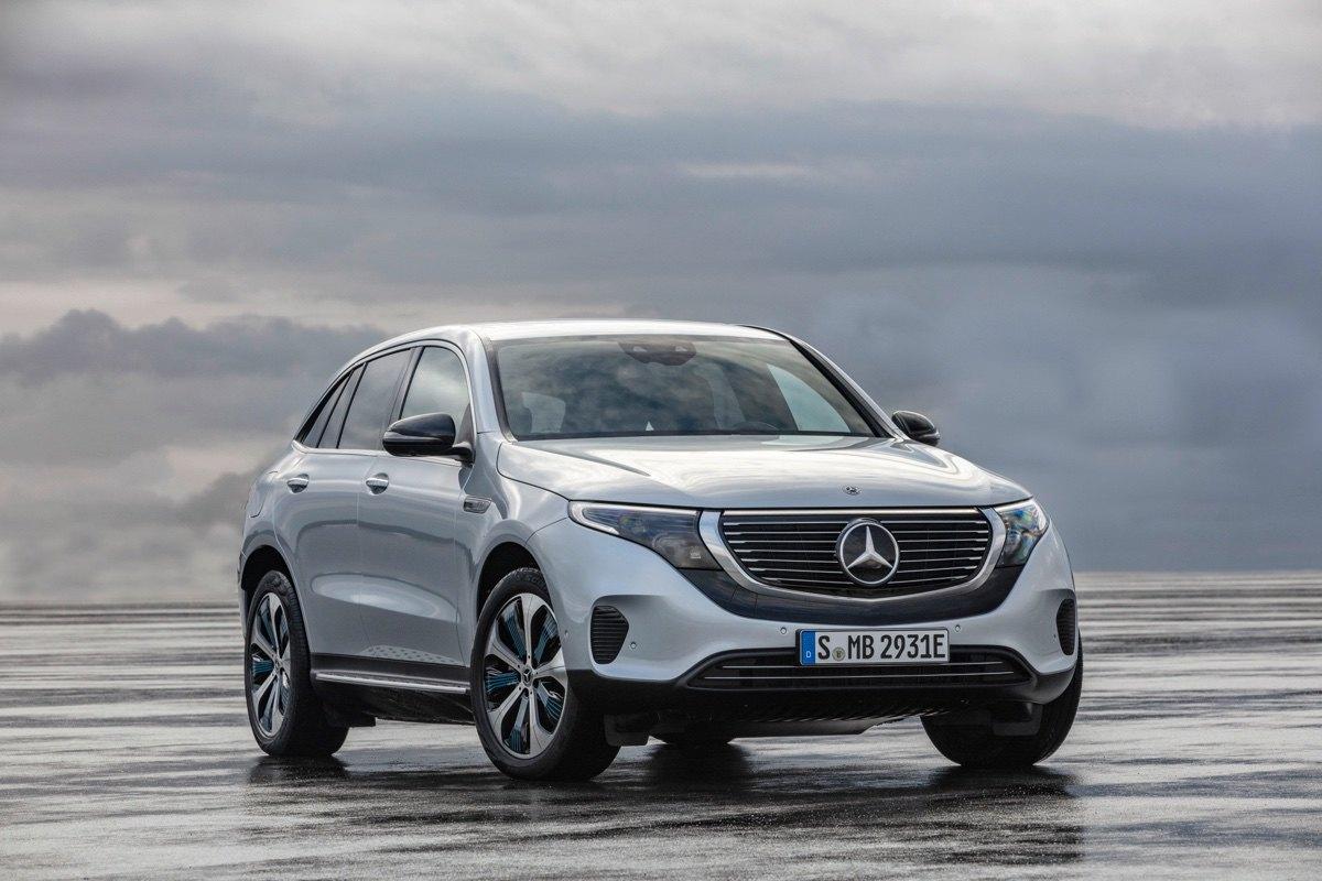 Tam elektrikli ilk Mercedes otomobili Mercedes-Benz EQC ile tanışın