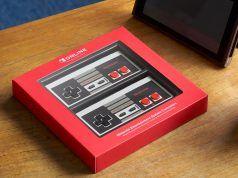Nintendo Switch için özel bir kablosuz NES kumandası çıkarıyor