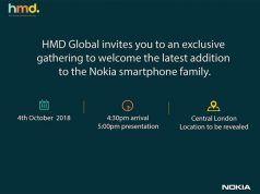 Nokia yeni akıllı telefonunu 4 Ekim'de Londra'da tanıtacak