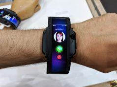 Nubia Alpha giyilebilir akıllı telefon rüyasını gerçeğe dönüştürüyor