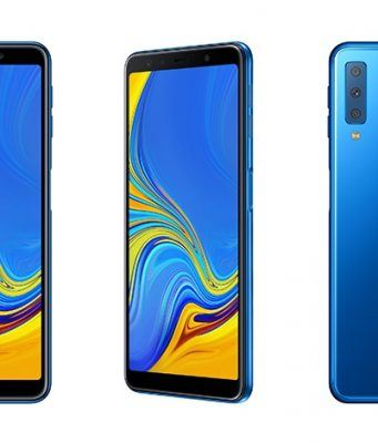 Samsung Galaxy A7 (2018) üç arka kamerayla birlikte geliyor