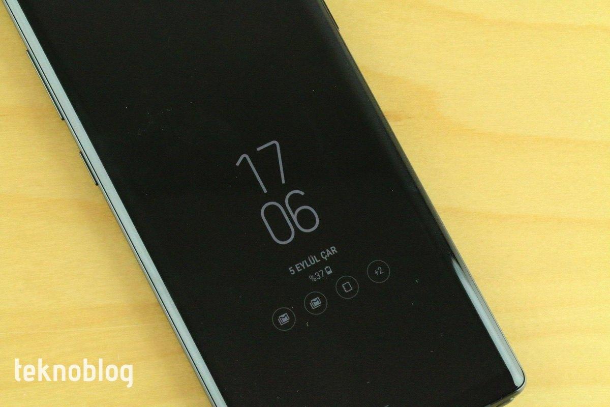 Samsung Galaxy P30 parmak izi sensörünü ekrana entegre edebilir