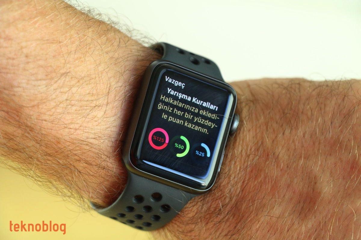 watchOS 5 yayınlandı, indirebilirsiniz