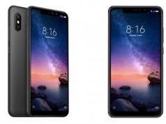 Xiaomi Redmi Note 6 Pro selefini çentikli ekran ve çift selfie kamerasıyla tamamlıyor