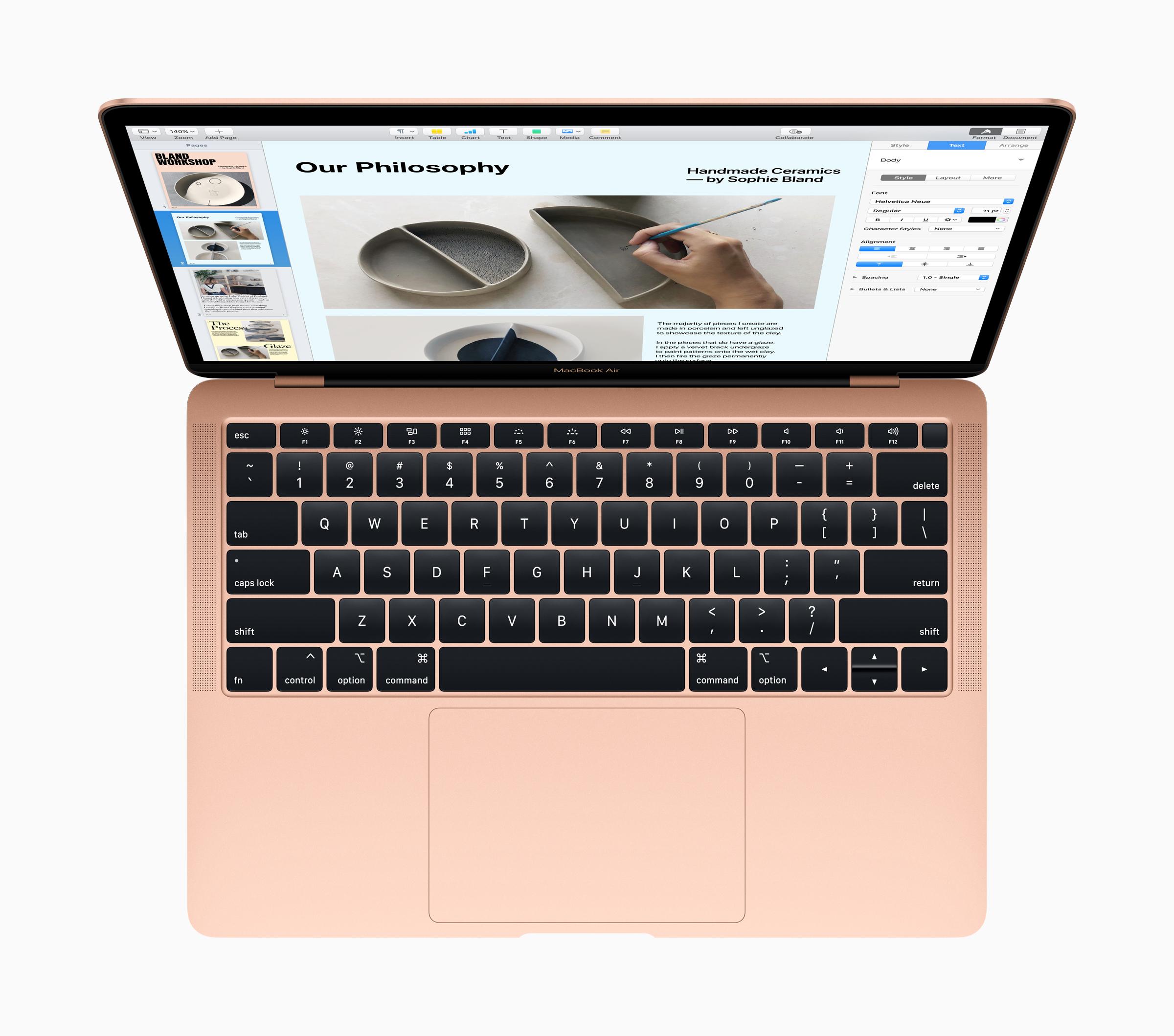 Yeni MacBook Air diğer dizüstü bilgisayarlarda olmayan bir işlemciye sahip