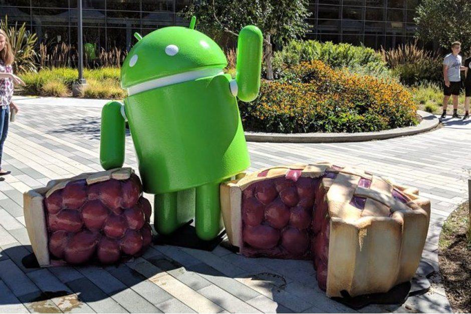 Google Android Pie yedeklerini kilit ekranı şifresiyle koruyacak