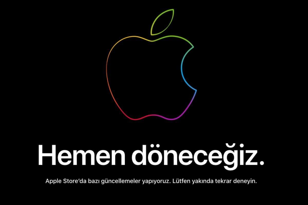 Apple online mağazası etkinlik öncesinde kapandı, açıldığında neler görebiliriz?