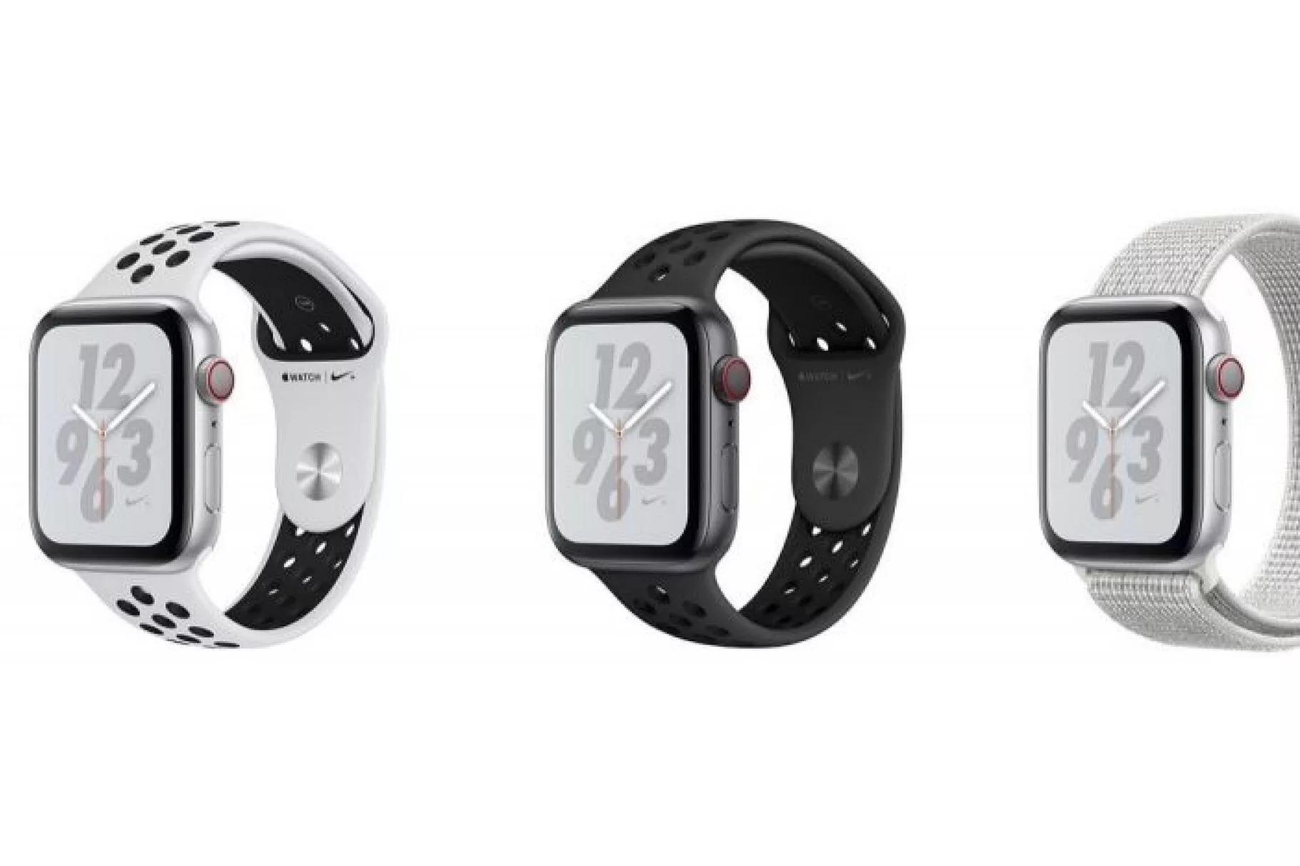 Apple Watch Nike+ Series 4 yurt dışında satışa çıktı
