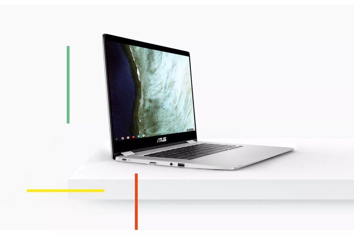 Asus orta segment Chromebook'u C423'ü duyurdu