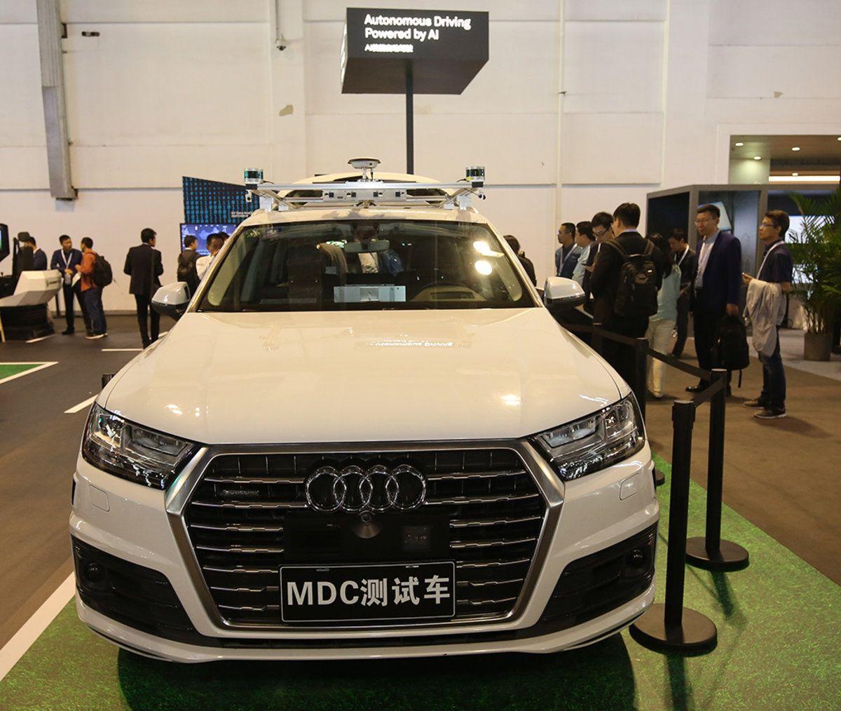 Audi ve Huawei otomatik sürüş teknolojileri için güçlerini birleştiriyor