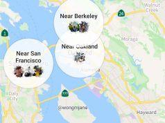 Facebook Snapchat etkisi taşıyan haritasıyla yakındaki kişileri gösterecek