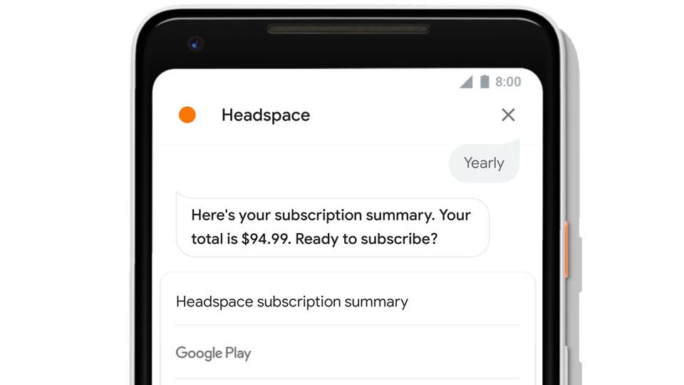 Google Asistan sadece ses komutlarıyla dijital içerik almayı sağlayacak
