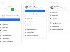 Google Chrome 70 ile otomatik giriş özelliği kapatılabiliyor