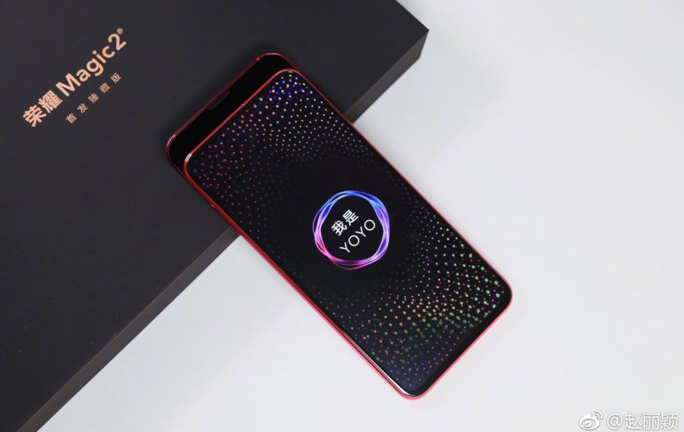 Honor Magic 2 sızıntısı yapay zekâ, üç kamera ve Kirin 980'i öne çıkarıyor