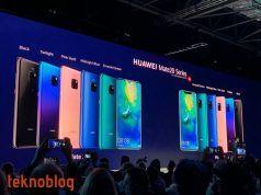 Huawei Mate 20 Pro ve Mate 20 resmen gözler önüne çıktı