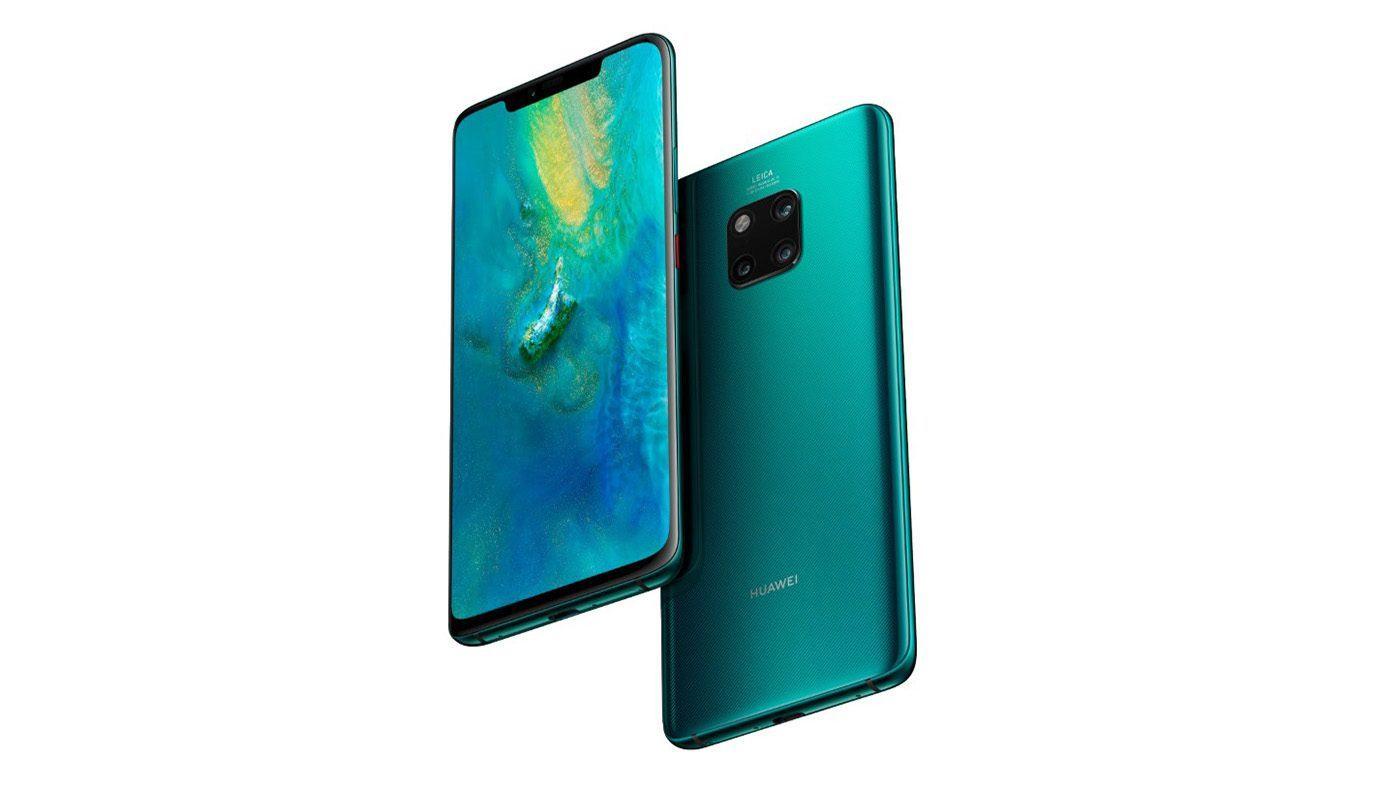Huawei Mate 20, Mate 20 Pro ve Mate 20 Lite karşı karşıya