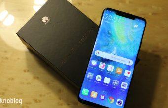 Video: Huawei Mate 20 Pro Kutusundan Çıkıyor