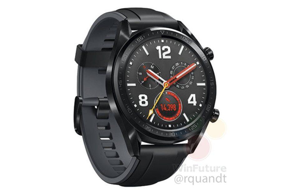 Huawei Watch GT Wear OS işletim sistemiyle çalışmayacak