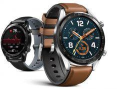Huawei Watch GT Huawei'nin web sitesinde görüldü, Wear OS yok