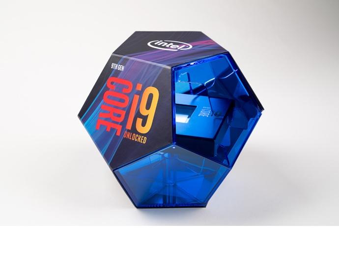 Intel 9. nesil Core masaüstü işlemcilerini tanıttı