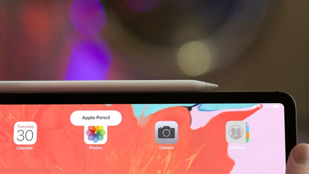 Apple Pencil 2 yenilenen tasarım ve kablosuz şarj desteğiyle geliyor