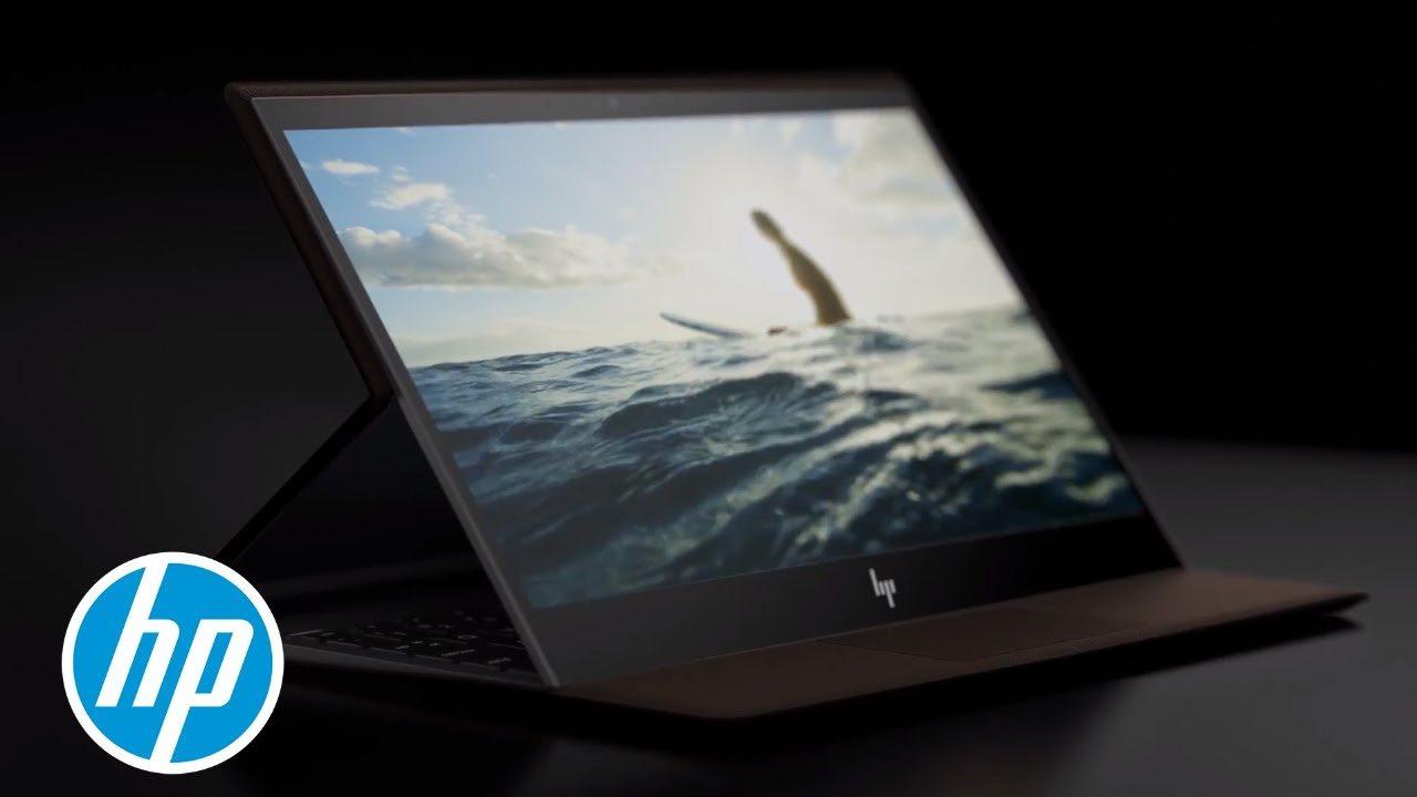 HP Spectre Folio deri kaplı gövdesiyle geliyor
