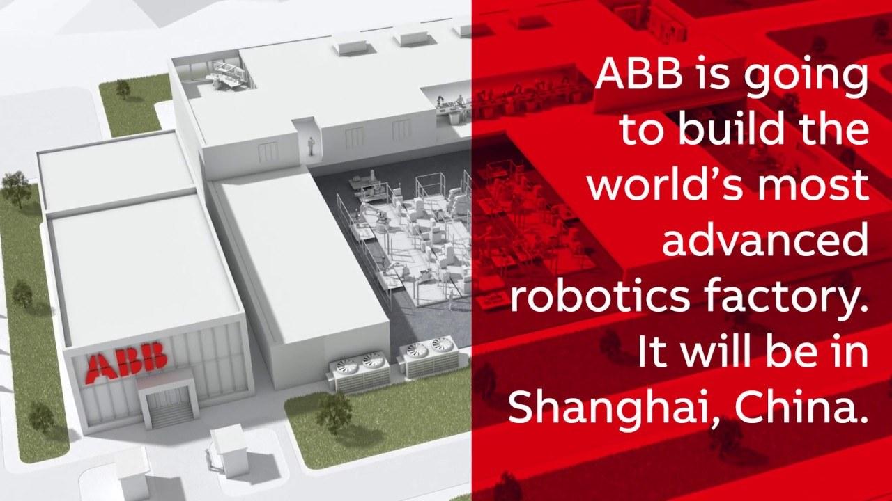 ABB robotları kullanarak robot üretecek