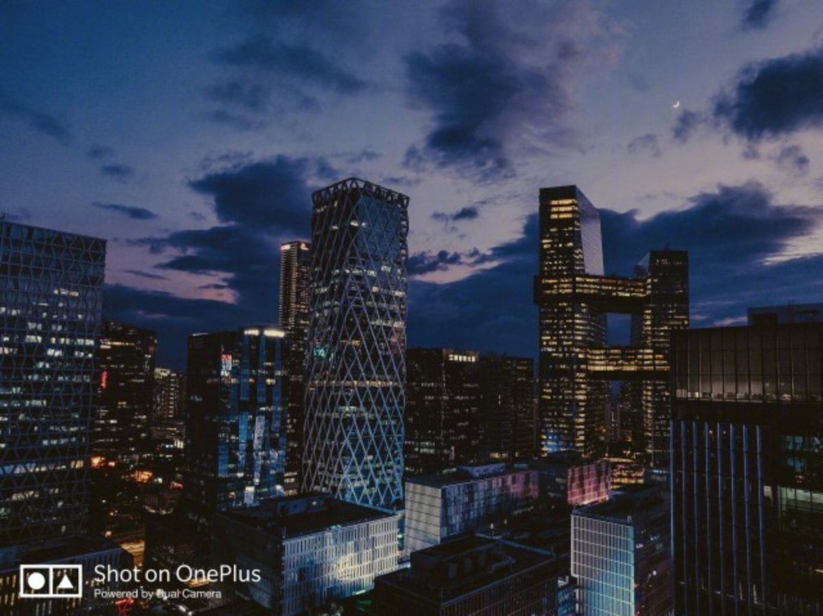 OnePlus 6T ile çekilmiş örnek fotoğrafı görün