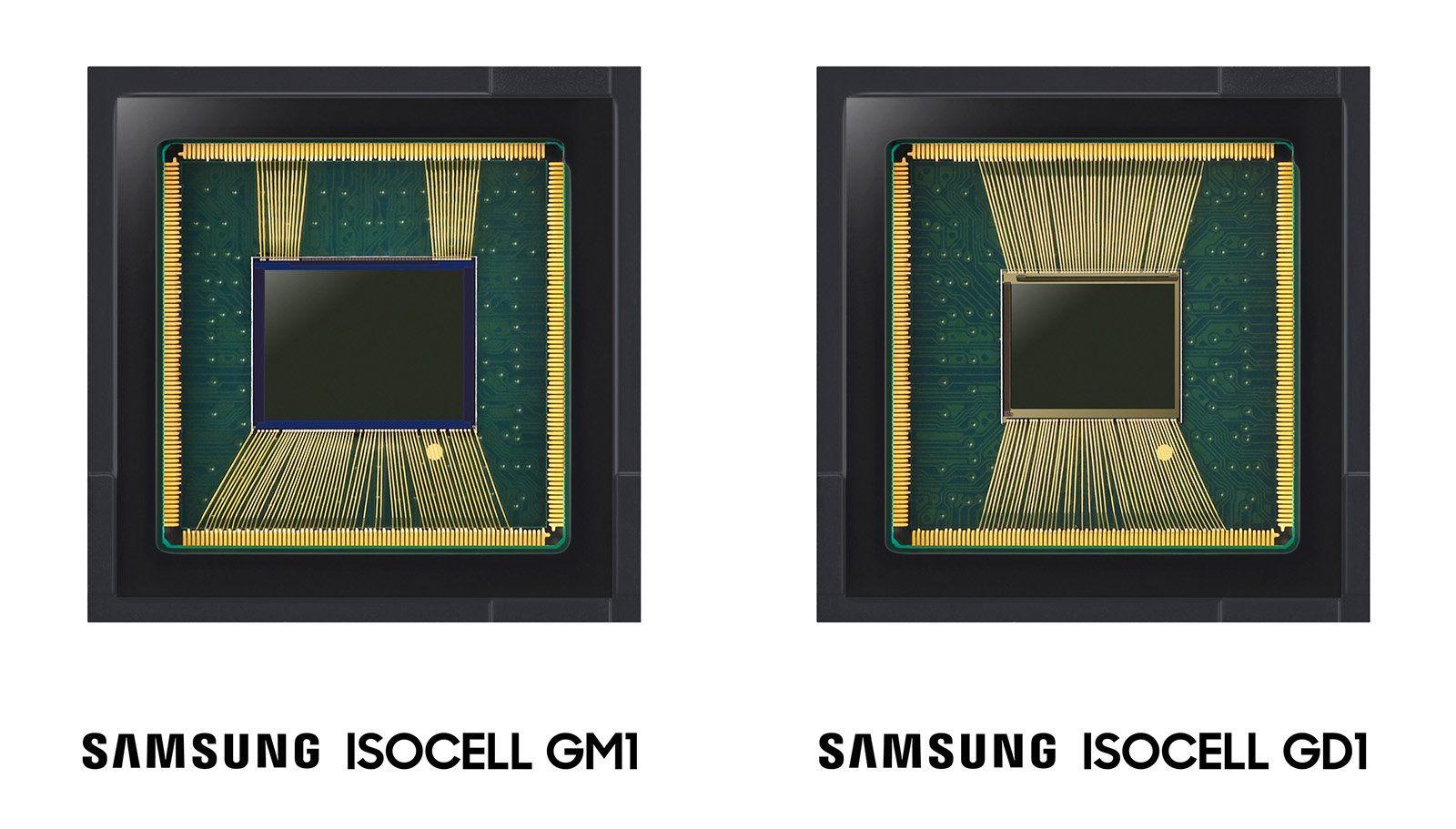 Samsung Isocell Bright GM1 48 megapiksel kamera çözünürlüğü sunuyor