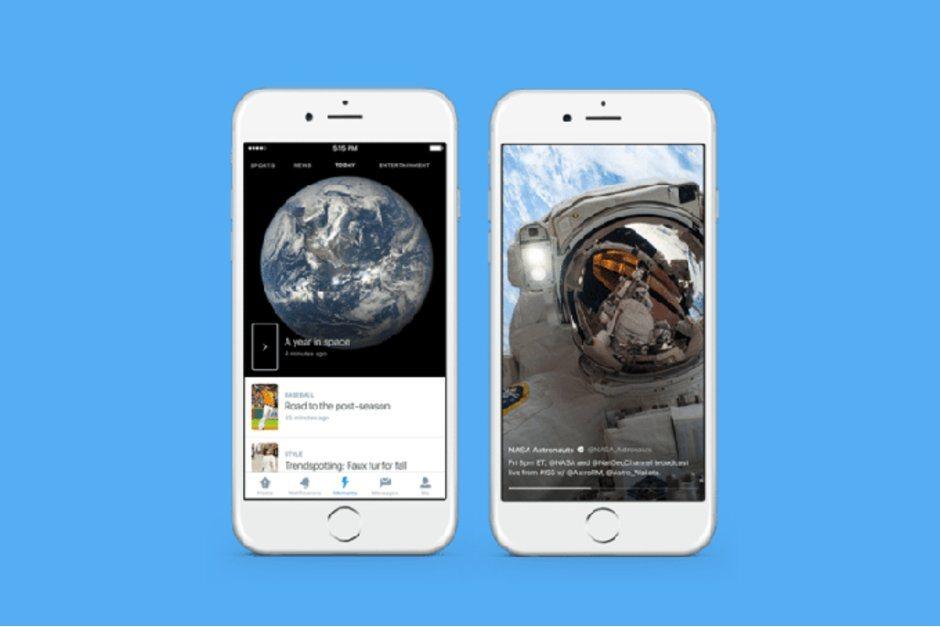 Twitter Anlar özelliğini mobil uygulamalarında desteklemeyi bırakıyor