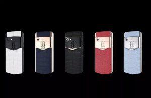 Vertu Aster P Android telefon ile sahalara geri döndü