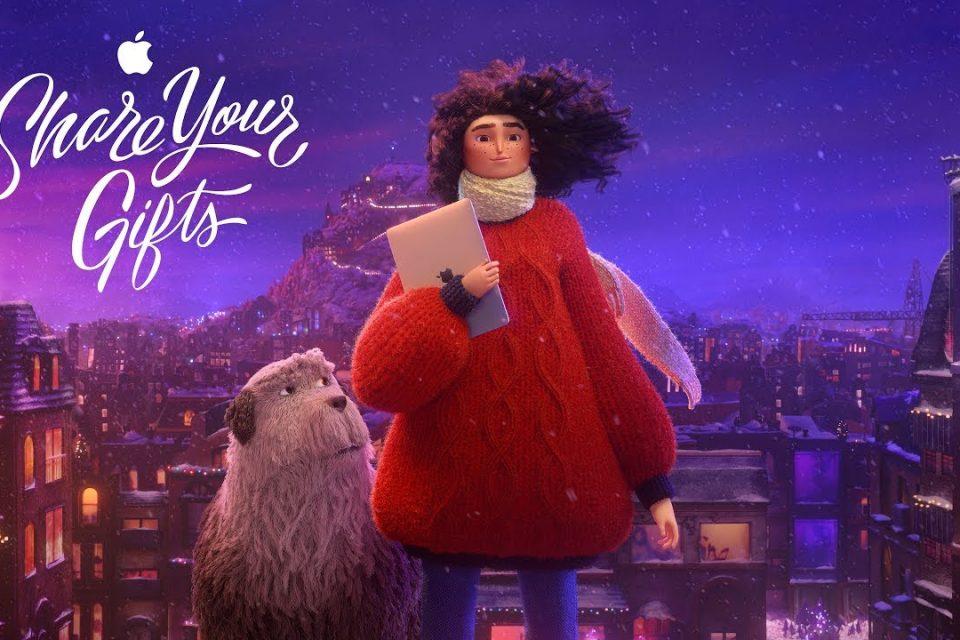 Apple'ın tatil dönemi reklamı Pixar filmlerini aratmıyor - Video