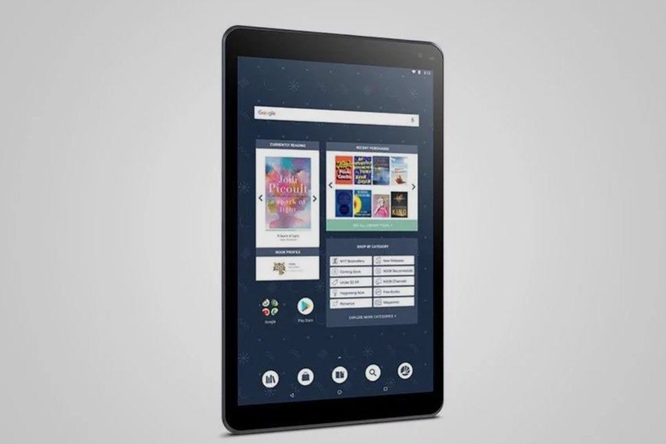barnes & noble nook 10.1 android tablet