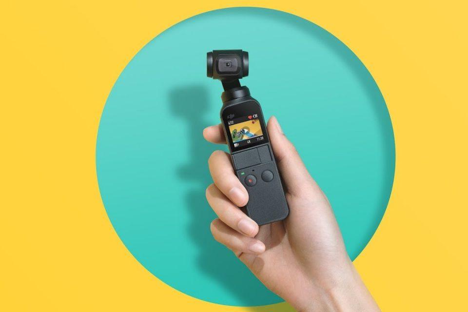 DJI'ın yeni cep kamerası Osmo Pocket hakkında her şey