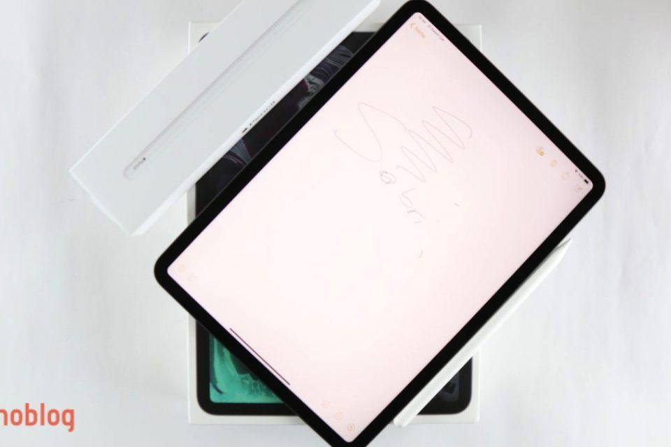Video: iPad Pro 11 ve Apple Pencil 2 Kutusundan Çıkıyor