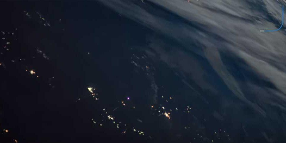 Video: ISS'e kargo taşıyan MS-10 gemisinin uzaya yükselişini izleyin