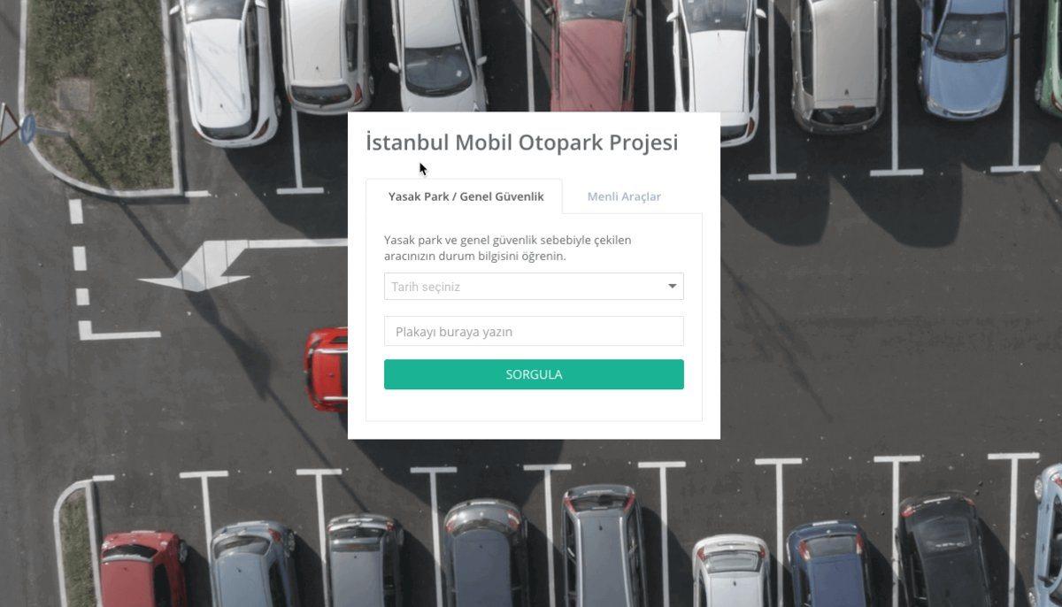 istanbul mobil otopark projesi istmop