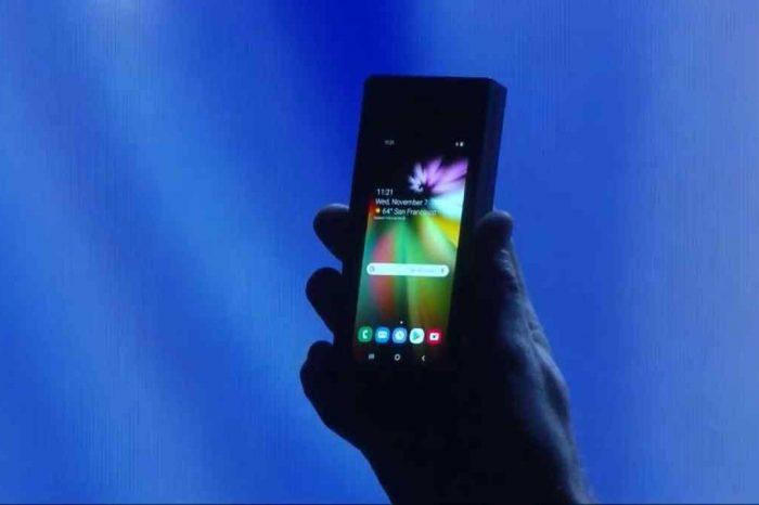 Samsung'un katlanabilir ekranlı cihazı sadece bir başlangıç
