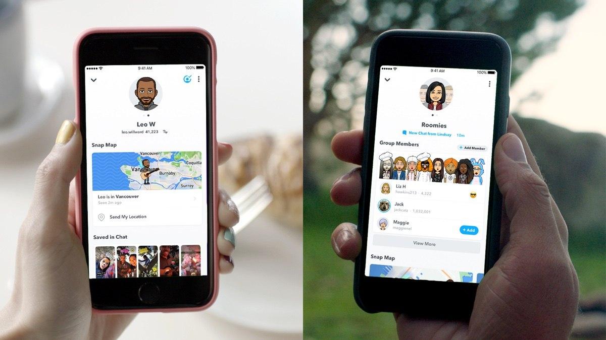 Snapchat Arkadaşlık Profilleri ile dostluğu kutlama imkanı sunuyor