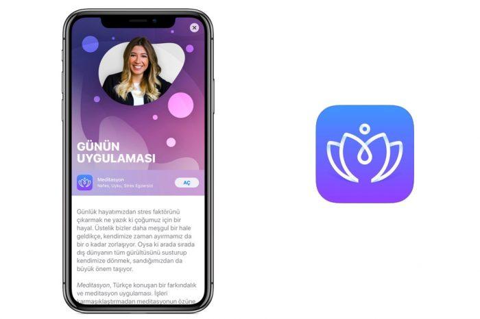 meditasyon app store