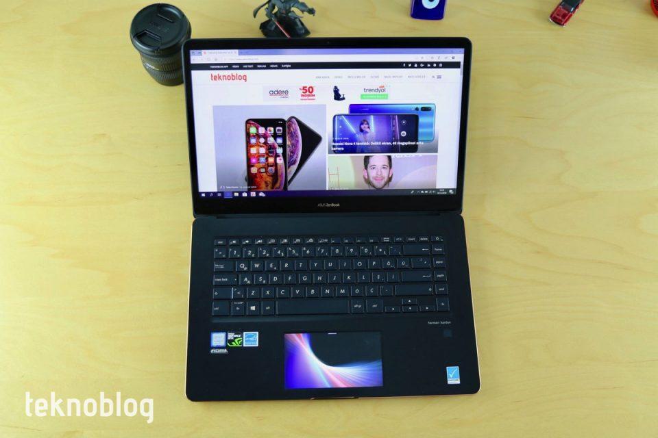 Asus ZenBook Pro 15 İncelemesi
