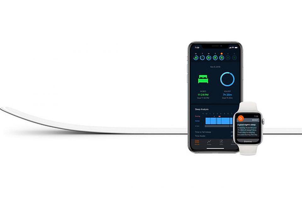apple beddit 3.5 sleep monitor