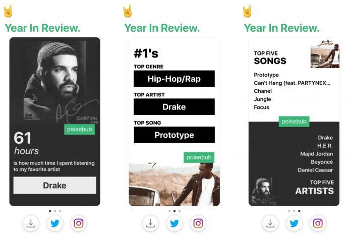 Apple Music 2018 özetinizi bu uygulamayla görün